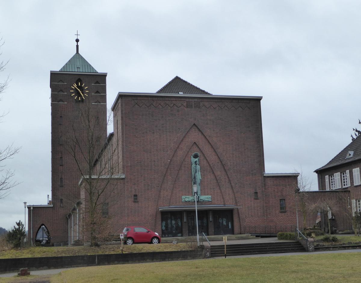 St. Ingbert, Kath. Kirche St. Hildegard